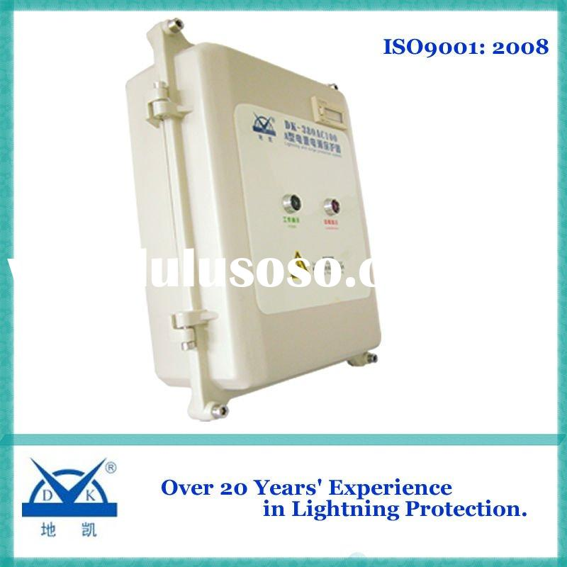 Power Distribution System Lightning Protection--TVSS