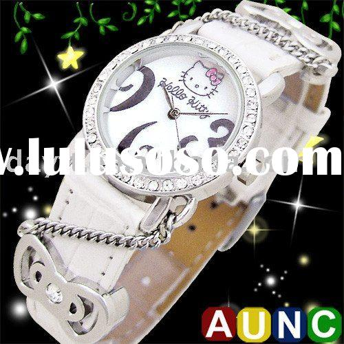 Power seller+Fashion hello kittty watch A772 on sale wholesale & dropshipping