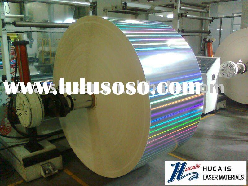 Printing Holographic Paper (70gsm-375gsm, gift wrapping, whisky cartons, chocolate boxes, cosmetics