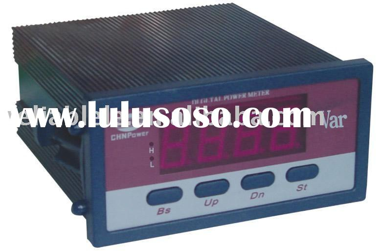Programmable Digital Display Current, Voltage,Frequency Combination Meter Series