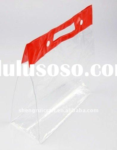 Promotional Clear Fashion PVC Promotional Bag