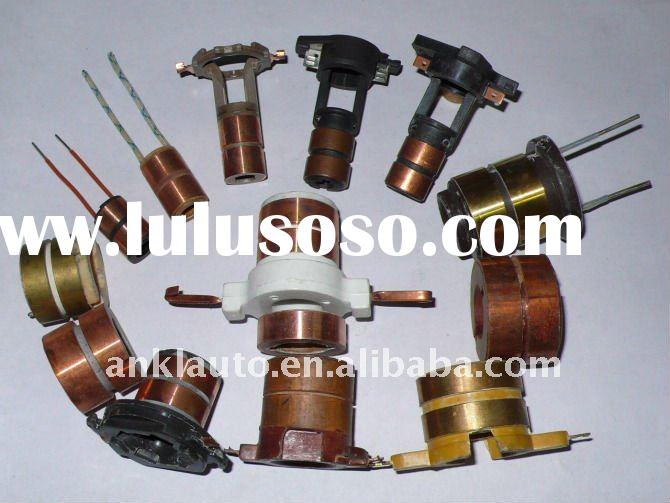 Pulley,Frame,Brush Assy,Slip Ring,Oil Seal,auto alternator parts