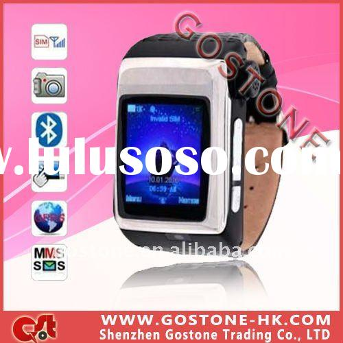 Quadband GSM hand watch mobile phone G3