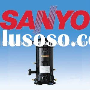 R410A Sanyo Air Conditioner Compressor Rotating Type