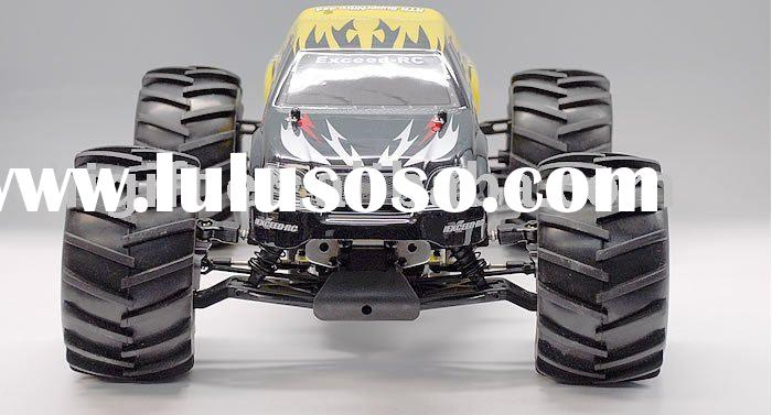 RC Toy 1/8th Scale Nitro Monster Truck