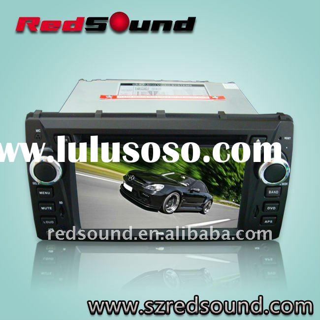 RD-9867 car dvd player for camry 2003 WITH 7 inch touch screen,tv,bluetooth,ipod,usb,sd