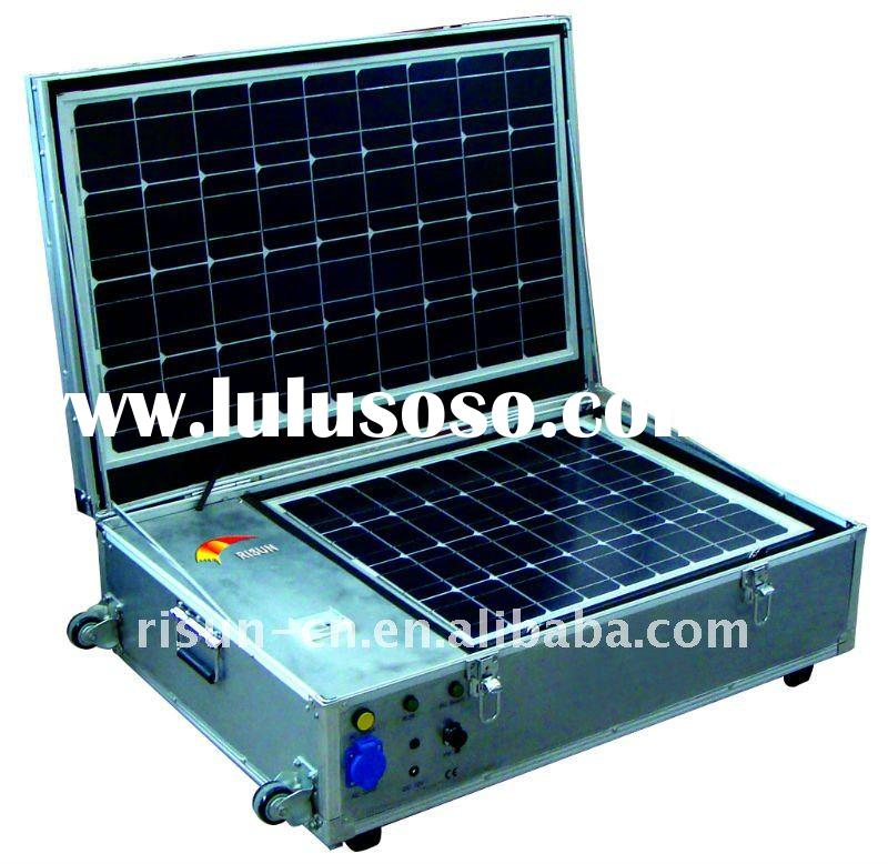 RISUN Portable Solar Power Generator