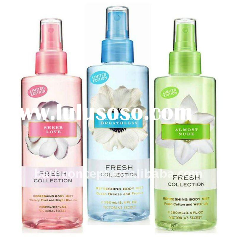 Refreshing BODY Splash Body spray, Body Mist with your BRAND, free of design charge