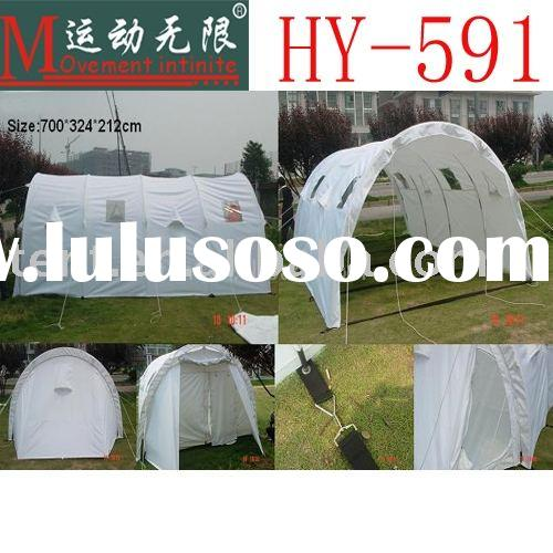 Refugee tent manufacturer of relief tent,emergency tent,military tent,camping tent,hunting tent,beac