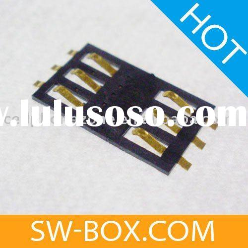 Replacement Sim Card Junctor Reader (internal Motherboard Part) For Apple iPhone 3GS iPhone 3G iPhon