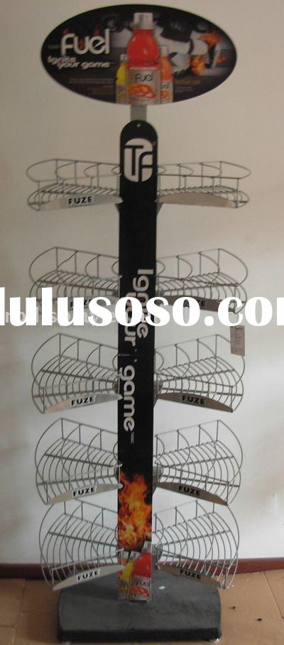 Retail rack retail display Retail Counters store fixture wire display rack