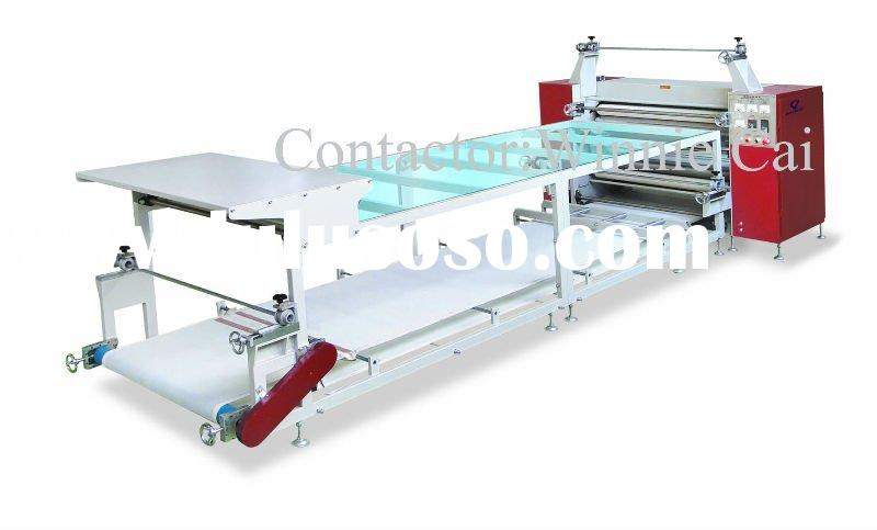 Roll style Sublimation Heat transfer Press Machine