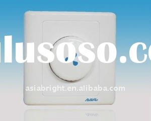 Rotary Knob Ceiling Fan Speed Control Switch