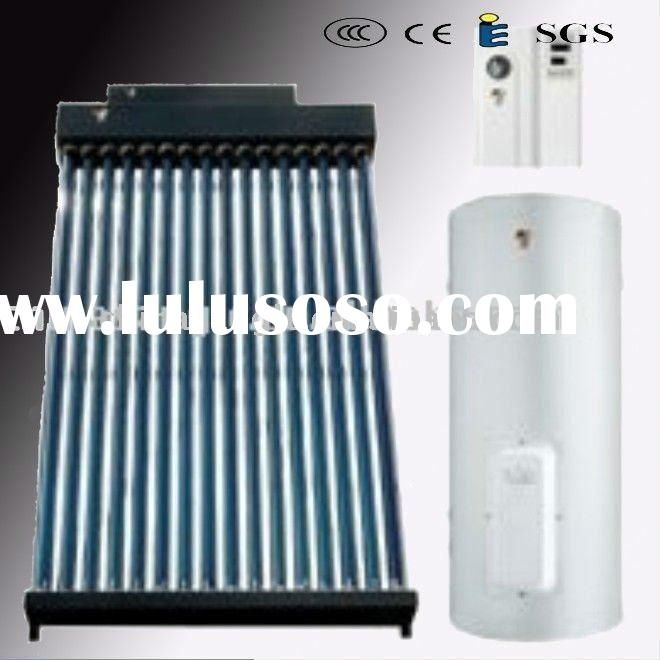 SRCC Heat Pipe Solar Water Heater(Split Pressured System)
