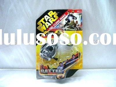 STAR WARS PLASTIC DISTORTION TOYS