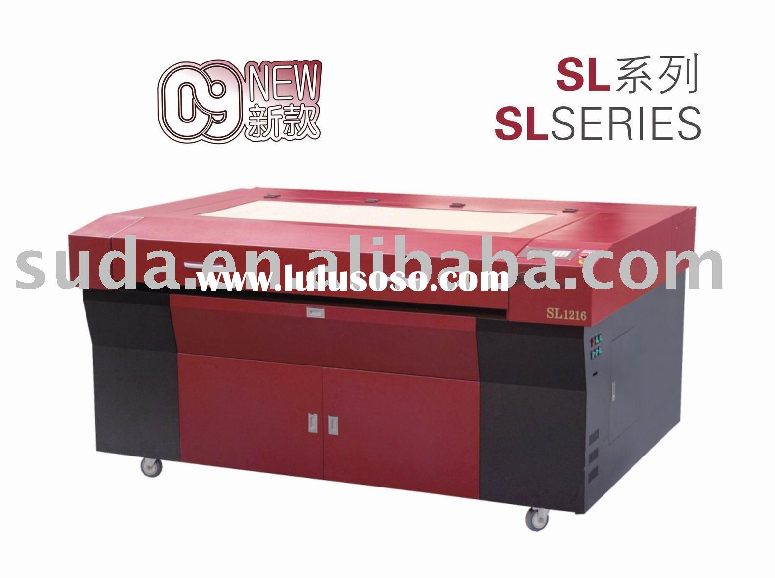 SUDA CO2 laser cutting/ engraving machine/machinery ,Laser equipment