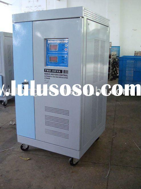 SVC fully automatic AC Voltage regulator 5 kva