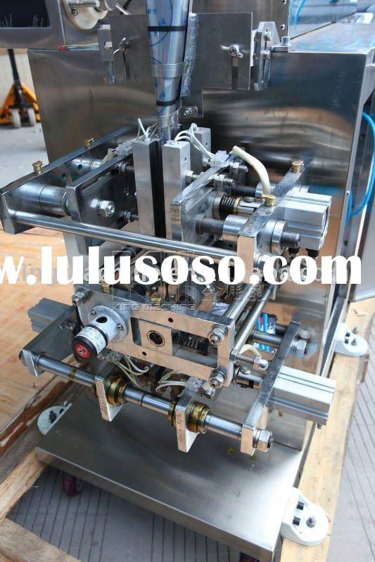 Sachet water filling and packaging machine