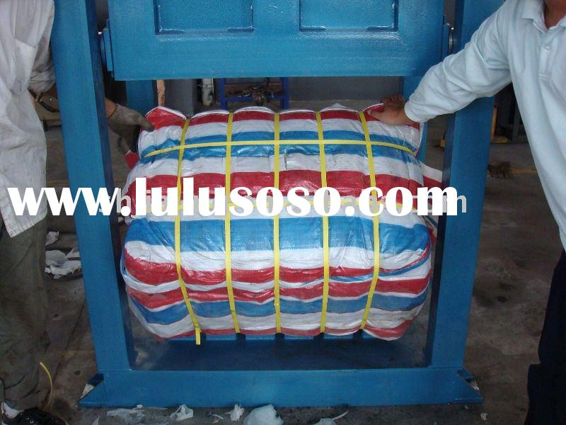Second Hand Clothes Baling Machine,Second Hand Clothes Baler Machine,Cloth Baler Machine,Scrap Cloth