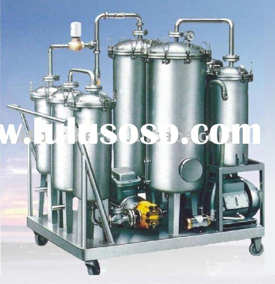 Secondary Filter :Used Cooking Oil Processing Machine,Biodiesel Oil Pretreatment System