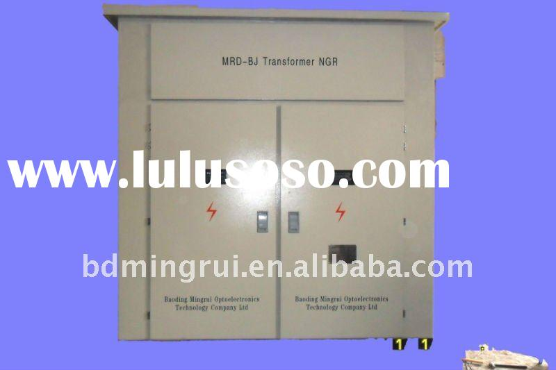 Sell Good NGR Transformer Neutral Earth Resistors Distribution Cabinet