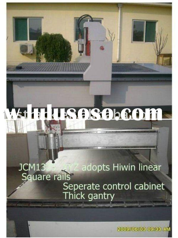 Sell Thick gantry and hiwin linear rails woodworking cnc router/cnc engraver/cnc engraving and cutti