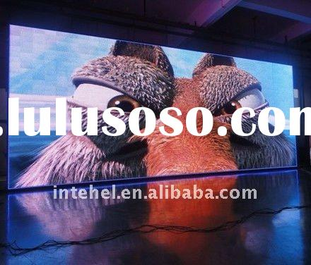 Shenzhen DIP Outdoor Full Color LED Display Wall