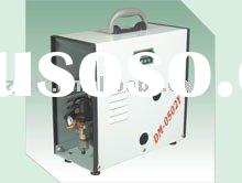 Silent Air Compressor low noise, equip oil/water separator, during dry and clean pressure air, suita