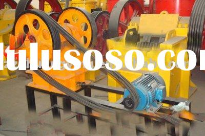 Small Portable Stone Crusher