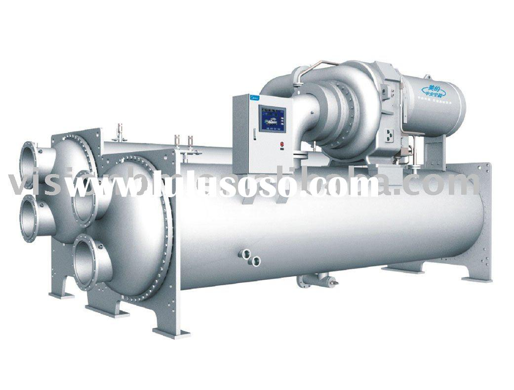 Smart star centrifugal chiller (water cooled)
