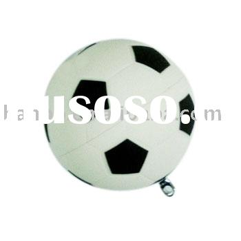 Soccer USB Drives,ball shaped usb drive,key chain usb flash drive with soccer
