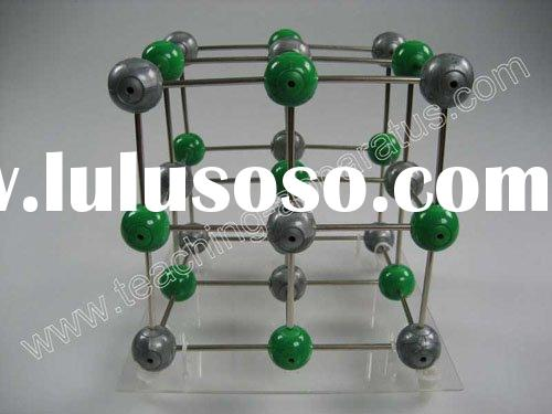 Sodium Chloride Molecular /Structure Model*