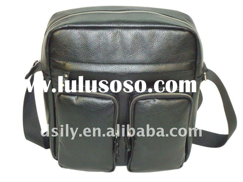 Soft PVC Men Shoulder Bag