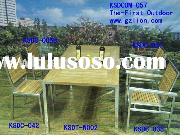 Stainless Steel Combination Furniture