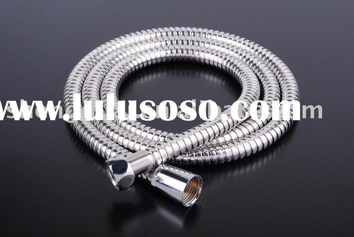 Stainless Steel Double Lock Extensible Shower Hose