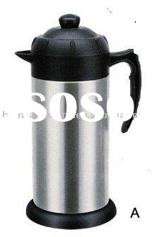 Stainless Steel Double Wall Thermal coffee plunger