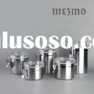 Stainless steel storage pot | storage box