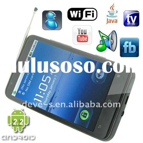Star A1000 dual sim android gps mobile phone