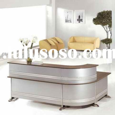 Steel&MDF Reception table/Front table
