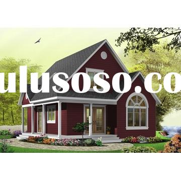 Structural Insulated Panel(SIPs)House --3507