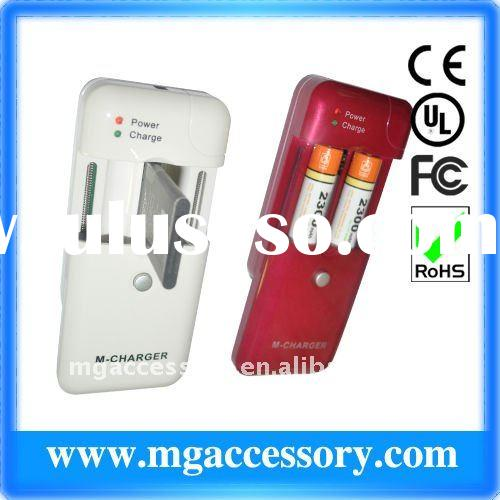 Super Universal Li-ion Battery Charger for Camera,Mobile Phone