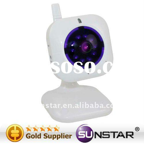 Support Iphone camera Hot Baby monitor wireless ip camera