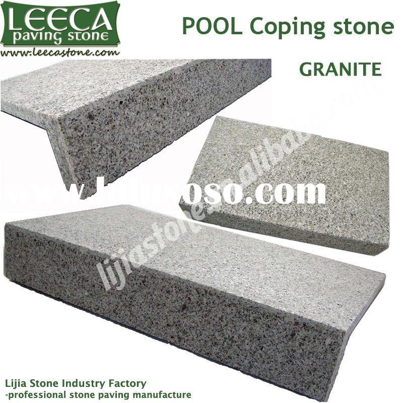 Swimming pool deck tiles for sale price china Swimming pool coping stones manufacturers