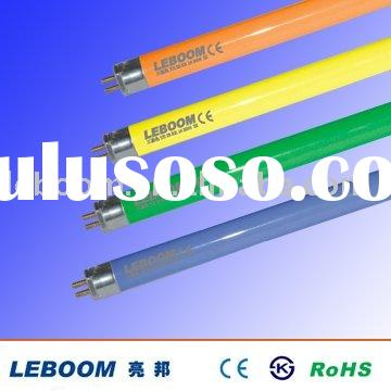 T5/T8 yellow fluorescent color lamp tube