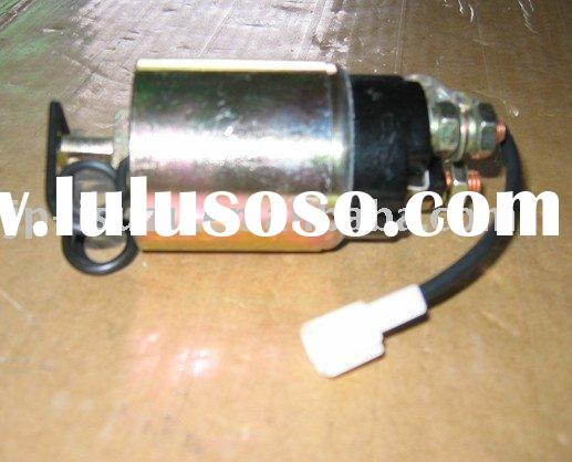 TFR NHR NKR Starter Solenoid, Engage Switch