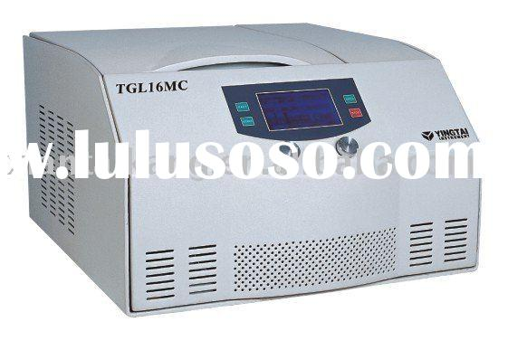 TGL16MC/TGL16C table-top high speed refrigerated centrifuge
