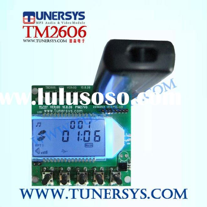TM2606 MP3 Recordable sound module