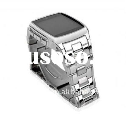 TW810 Oct,2011 new watch phone with 1.6inch OLED touch screen,GSM quad band