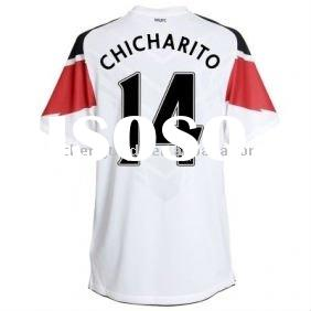 Thailand Quality Man United Away Soccer Kits For Adult 2011