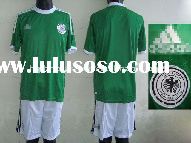 Top Quality 2011 2012 season Germany 40th soccer jersey accept paypal